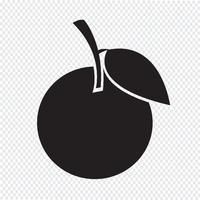 icono naranja signo símbolo