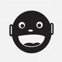 barn ikon symbol tecken