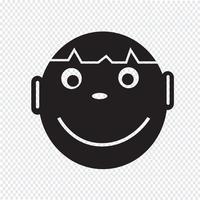 signe de symbole icône enfant