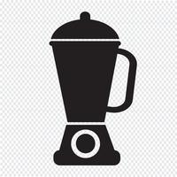 blender pictogram symbool teken