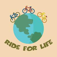 ride for life vector
