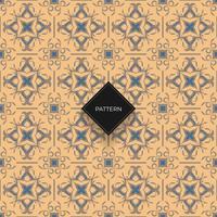 Ilustração, de, telhas, padrão