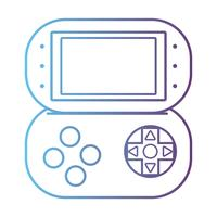 line videogame console electronic technology