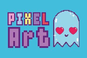 Pixel art concept