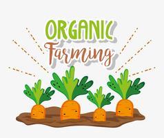 Desenhos de agricultura biológica