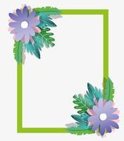 Papier kunst frame