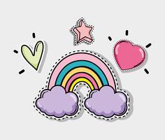Cartoni animati carini e adorabili