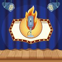 entertainment show concept