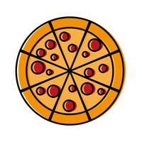 imagen de icono de pizza