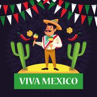 Dessins animés Viva mexico
