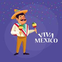 Viva Mexico Cartoons