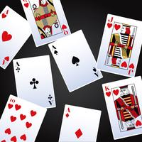 Jeu de cartes de poker