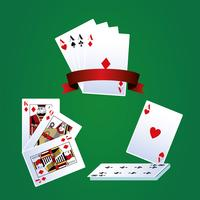 Poker leisure cards
