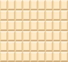 Seamless pattern of milk cream bar background - Vector illustration