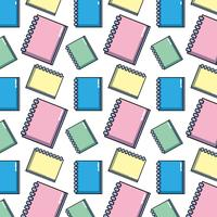 notebook papers object design to write background