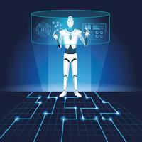 robot humanoide avatar