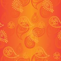 Seamless indian pattern