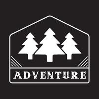 Adventure Logo and Badge, good for print