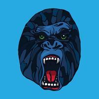 Grattement du gorille