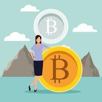 bitcoin di mining digitale