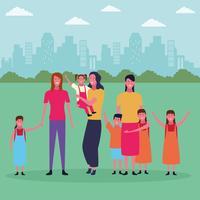 avatar del gruppo familiare
