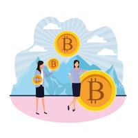 digital gruvdrift bitcoin