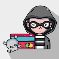 Personenhacker zum Programmiervirus im System