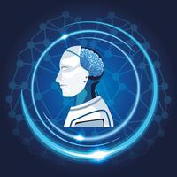 robot con intelligenza artificiale