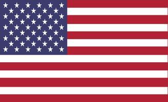 USA flag backdrop