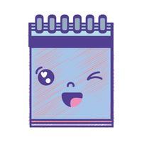 Kawaii leuke grappige notebooktool