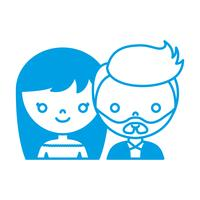 wedding couple icon