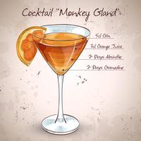 Glândula Macaco Cocktail