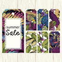 Summer labels for sale