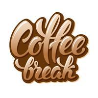 Lettrage pause café