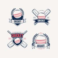 Vector de logotipo de Cricket