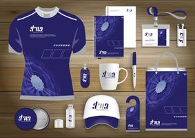 Gift Items business corporate identity