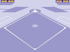 cena de estádio de beisebol esporte