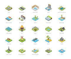 Buildings and Other Architecture Icons