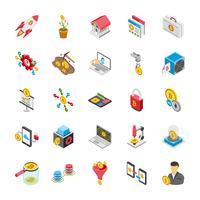 Paquete de iconos de criptomonedas