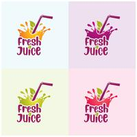 splash design di succo fresco