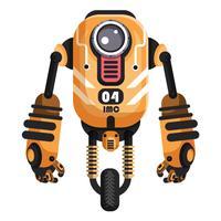 robot ciclopico