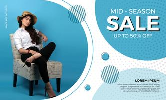 Fashion Modern Sale Banner