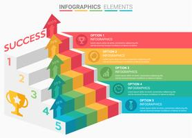 INFOGRAPHICS Success Elements