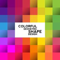 Colorful Geometric Shapes