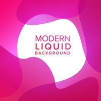 Liquid Pink background design