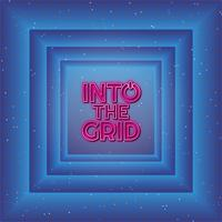 Into The Grid Background