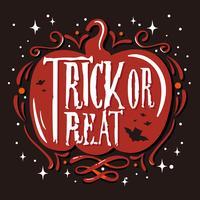 Lettere di Halloween stampabili