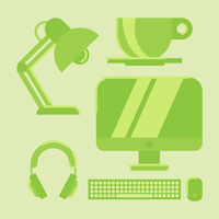 One color set of Designer Tools