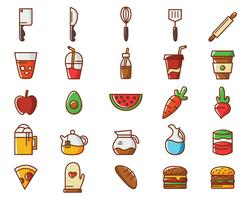 Icone dell'alimento