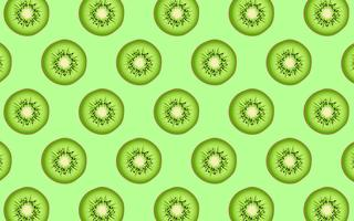 Patrón de kiwi